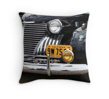 40 Cadillac Throw Pillow