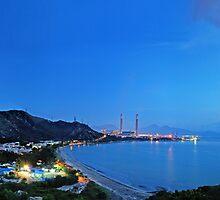 Tuen Mun Power Station by HKart