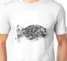 reclining declining, saturday and another fish takes to the sea - the tee 3 Unisex T-Shirt