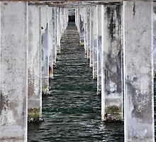 Watery Corridor by Ann McLeod