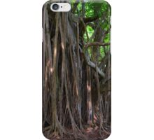 Under the Banyan iPhone Case/Skin