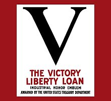 Victory Liberty Loan Industrial Honor Emblem  by warishellstore
