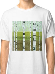 Summer Birches Classic T-Shirt