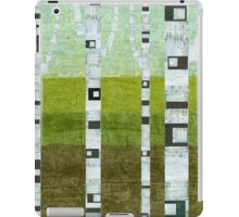 Summer Birches iPad Case/Skin