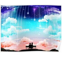 Shooting Stars Poster
