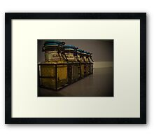 Spice It Up Framed Print