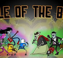 Battle of the Bands by bravenbird