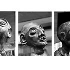 THREE HEADS ARE BETTER THAN ONE by Neil Mouat