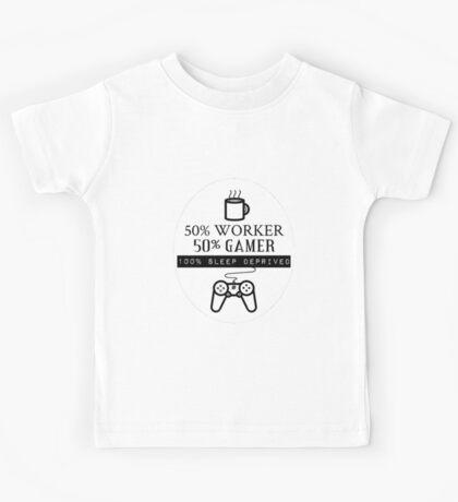 Gamer (Work Ver.) Kids Tee