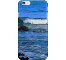 The Force of the Ocean iPhone Case/Skin