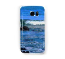 The Force of the Ocean Samsung Galaxy Case/Skin