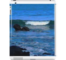 The Force of the Ocean iPad Case/Skin
