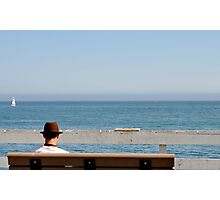 Sittin' on the Dock of the Bay Photographic Print