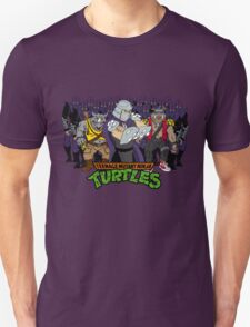 TMNT - Foot Soldiers 02 with Shredder, Bebop & Rocksteady - Teenage Mutant Ninja Turtles Unisex T-Shirt