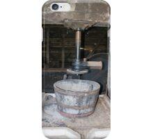 52215 press of ol iPhone Case/Skin