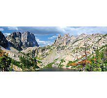 RMNP - Emerald Lake Photographic Print