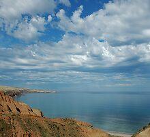 Sellicks Beach, SA by catdot