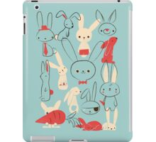 Bunnies iPad Case/Skin
