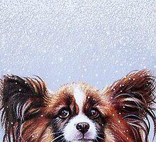 Snowflakes by Elena Kolotusha
