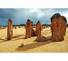 The Pinnacles, Cervantes, Western Australia Photographic Print