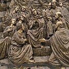 Mary Praying by Marie Sharp
