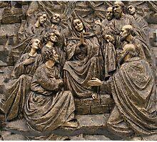 Mary Praying Photographic Print