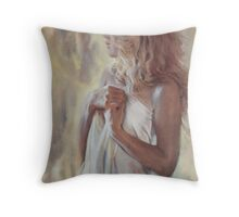 'Amy' Throw Pillow