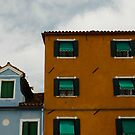 Colour in Burano by catdot