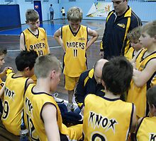 Knox Raiders 12/4 Boys by Emily  Redfern