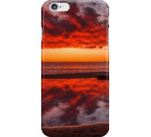 Rock Pool Reflections iPhone Case/Skin
