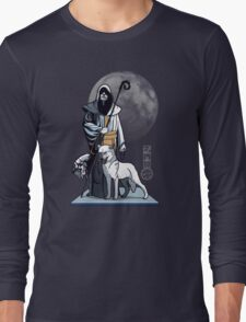 The Game Of Kings, Wave Six: White Queen's Bishop Long Sleeve T-Shirt