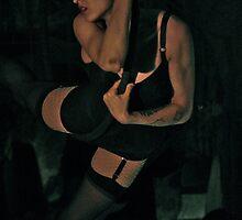 NYC Burlesque by antoniodgamboa
