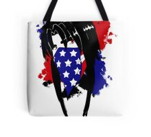 Amy Flag Design Tote Bag