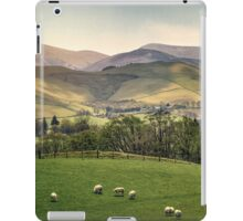 Over The Hills And Far Away iPad Case/Skin