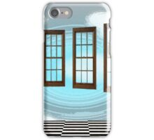 The Echo of Carnivorous Sheep iPhone Case/Skin