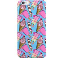Yummy Cold Treats iPhone Case/Skin