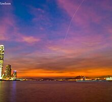 Hong Kong Island vs Kowloon by HKart