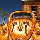 car art by Chris Parker