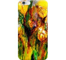 A Vision of Spring...Tulips.. iPhone Case/Skin