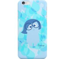 Inside Out - Sadness iPhone Case/Skin