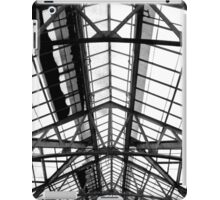 Greenhouse Glass Roof Detail | Upper Brookville, New York  iPad Case/Skin