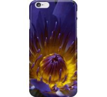 Heart of the Lily iPhone Case/Skin