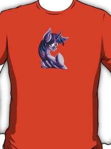 Not-So-Aggressively Motivational Twilight Sparkle T-Shirt