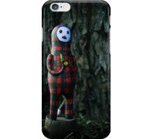 Lumberjack #2 iPhone Case/Skin