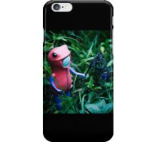 Butterfly Hunter iPhone Case/Skin