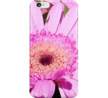 Purple Gerbera iPhone Case/Skin