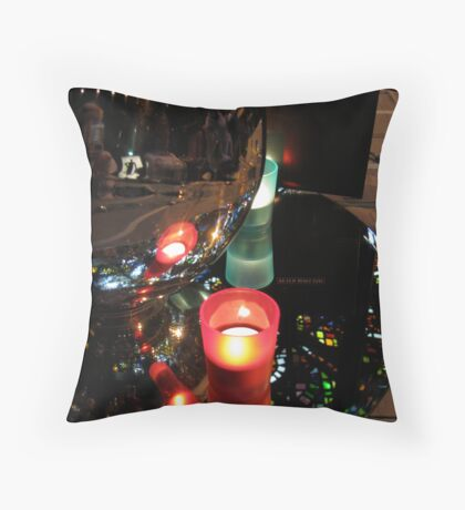 My Hitchcock Moment Throw Pillow