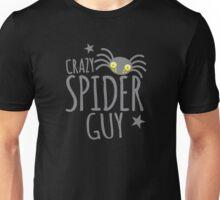 Crazy Spider guy Unisex T-Shirt