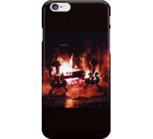 Fireplace iPhone Case/Skin