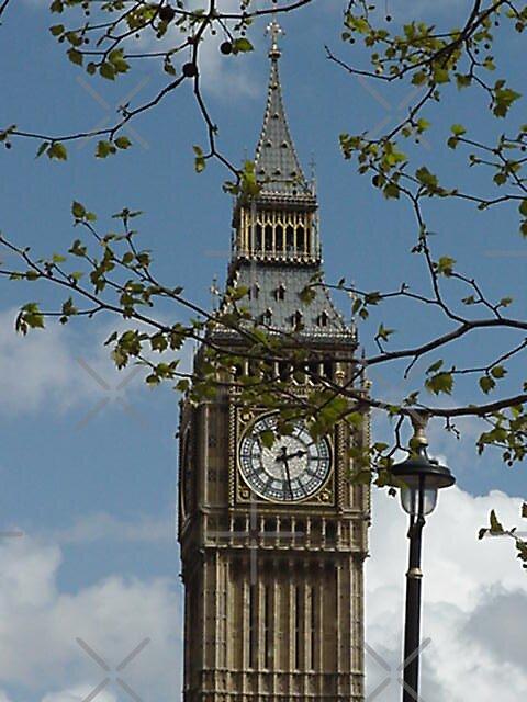 Big Ben by Kymbo